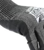 Mechanix Wear SpeedKnit F6 Black Glove knuckles