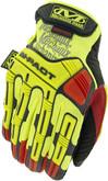 Mechanix Wear M-Pact D4-360 Hi-Viz Glove
