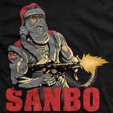 Ranger Up Men's Sanbo T-Shirt - RU1951 - Logo - Only 22.99 - |LA Police Gear|