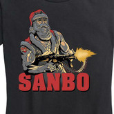 Ranger Up Women's Sanbo T-Shirt - RU1952 - Logo - Only 20.99 -  LA Police Gear 