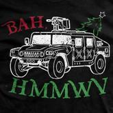 Ranger Up Men's Bah HMMWV T-Shirt - RU1953 - Logo - Only 20.99 - |LA Police Gear|