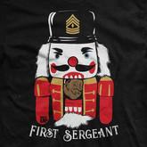 Ranger Up Men's 1st Sergeant Nutcracker T-Shirt - RU1962 - Logo - Only 22.99 -  LA Police Gear 