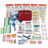 Adventure Medical Kits Easy Case Comprehensive Medical Kit contents