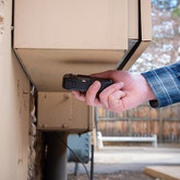 Nite Ize Hideout XL Magnetic Key Box install
