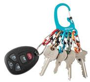 Nite Ize BigFoot Locker Aluminum KeyRack with keys