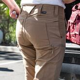LA Police Gear Women's BFE Stretch Pant - Rear Pockets