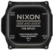 Nixon Ripley Digital Watch - Case