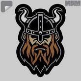 Mil-Spec Monkey Viking Warrior Head 1 Decal - 00043-VIKINGHEAD - Only $1.25 - LA Police Gear