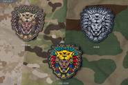 Mil-Spec Monkey Aztec Warrior Head 1 Patch - Variants - Only $5.50 - LA Police Gear