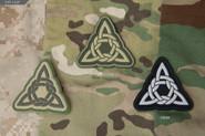 Mil-Spec Monkey Celtic Knot Triangle 1 Patch - Variants - Only $5.00 - LA Police Gear