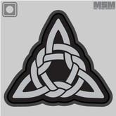 Mil-Spec Monkey Celtic Knot Triangle 1 Patch - Main - Only $5.00 - LA Police Gear
