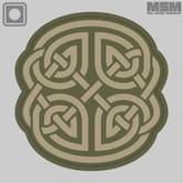 Mil-Spec Monkey Celtic Knot Shield 1 Patch - Main - Only $5.00 - LA Police Gear