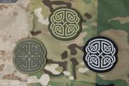 Mil-Spec Monkey Celtic Knot Shield 1 Patch - Variations - Only $5.00 - LA Police Gear