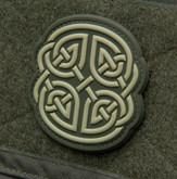 Mil-Spec Monkey Celtic Knot Shield 1 Patch - Multicam - Only $5.00 - LA Police Gear