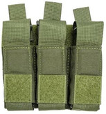 Tactical Tailor Fight Light Magna Triple Pistol Mag Pouch 10074LW od green