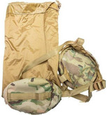 Tactical Tailor Large Compression Stuff Sack 30024  open