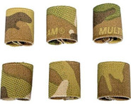 "Tactical Tailor 2"" Retaining Bands 71019- multicam rolledup"