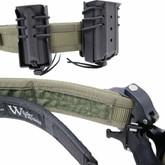 Wilder Tactical 1.75 Urban Assault Belt - Pouch demo 2 - LA Police Gear