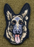 Tactical Outfitters GSD - German Shepherd Morale Patch