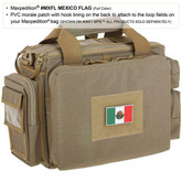 Maxpedition Mexico Flag Morale Patch MXFL