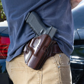 Galco Concealable Belt Holster - CON-CON458H