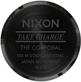 Nixon Corporal Stainless Steel Watch - Case