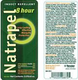 Adventure Medical Kits Natrapel 12-Hour 1 oz Pump 0006-6850 044224068507