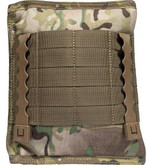 Tactical Tailor Gas Mask Carrier Large 10026-TACT -back