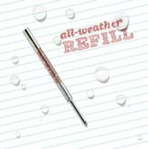Rite in the Rain All Weather Pen Refill REFILL-RI demo