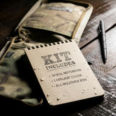 Rite in the Rain 4x6 MultiCam Kit 946M-KIT kit close up