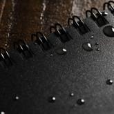 Rite in the Rain 4x6 Notebook-Black 746-RI close up