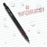 Rite in the Rain Durable Clicker Pen CLICKER demo