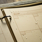 Rite in the Rain MultiCam Maxi Field Planner Kit 9255M-MX close up
