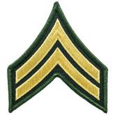 Heros Pride LA County Sheriff Chevron Class B Corporal Pair 5497C