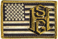 High Speed Gear American Flag Patch 90US00