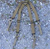 High Speed Gear High Speed Low Drag Suspenders 95HSS0