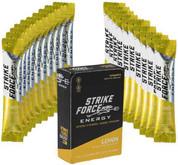 Strike Force Energy Lemon Flavor 10 Count Box SFE-10-LE 863976000296