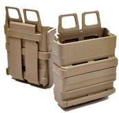 ITW Military Products FastMag MOLLE PALS Heavy Magazine Pouch -  FASTMAG-HEAVY-MOLLE - Tan - LA Police Gear