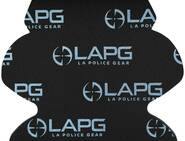 LA Police Gear Neoprene Tactical Knee Pads AC-TK421 641606904035