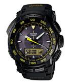 Casio PRG-550-1A9CR Pro Trek Triple Sensor Analog Indicator Watch PRG-550-1A9CR 079767962616