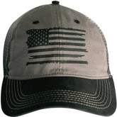 LA Police Gear Country Flag Hat COUNTRY-FLAG