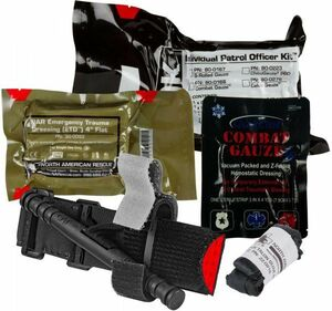North American Rescue Casualty Response Kits