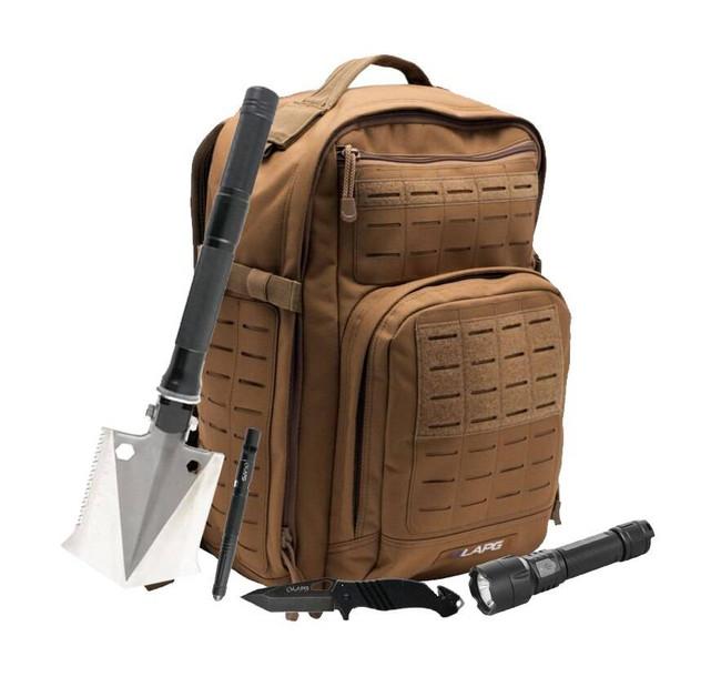 LA Police Gear Hiking Kit HIKING KIT