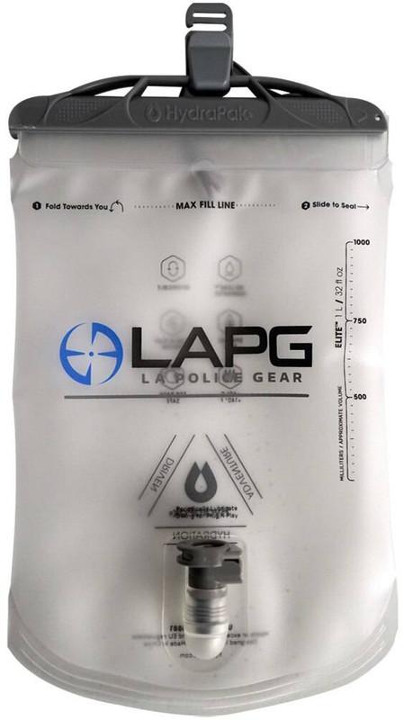 LA Police Gear 1.0L Elite Reversible Reservoir 1LR 641606910180