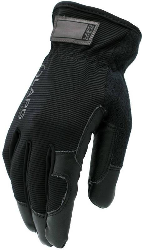LA Police Gear Black Operator ET Glove 2.0 LAOP2-05