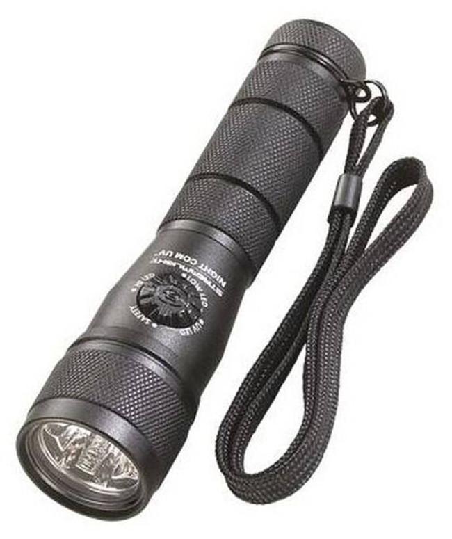 Streamlight 51046 Night Com UV LED Flashlight 51046-ST 080926510463