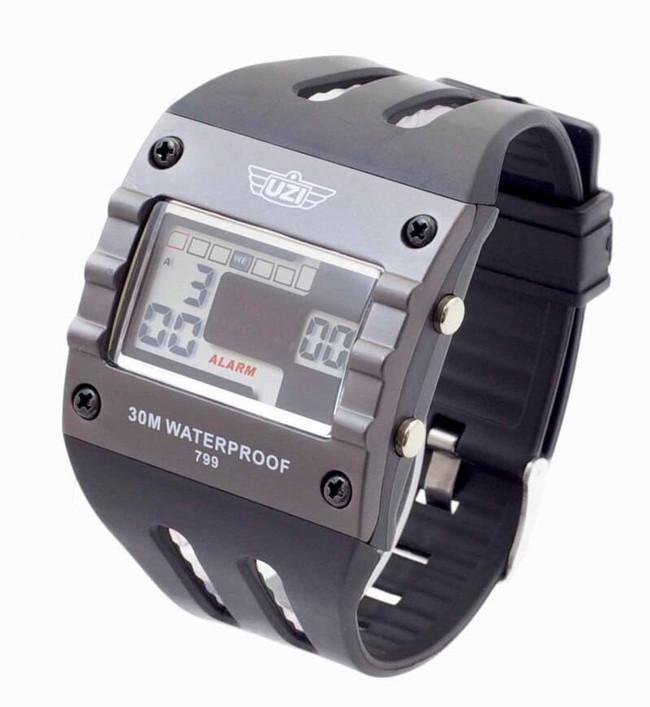UZI Digital Sport Watch 799 Grey W-799 024718520063