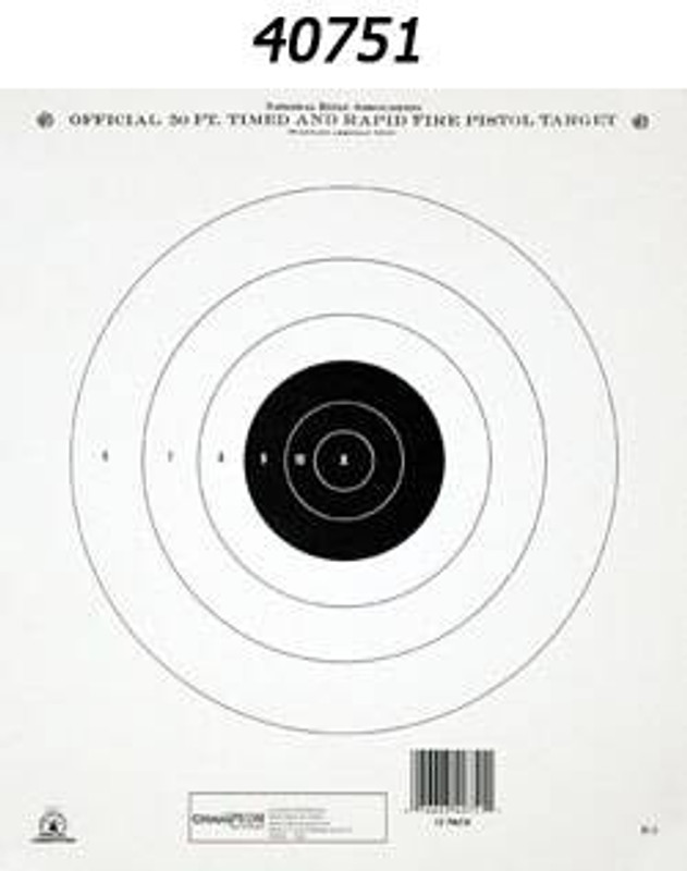 Champion Targets Official NRA Targets NRA