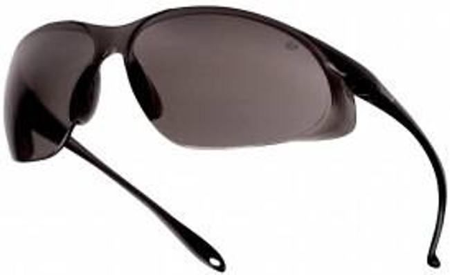 Bolle Smoke Spirit Safety Glasses BOLLE-40076G 054917277680