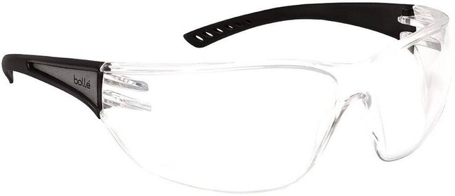 Bolle Slam Reflective Safety Glasses BOLLE-40160G 054917285067